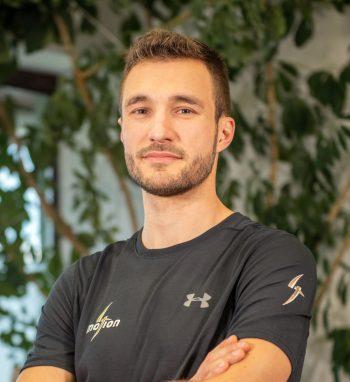 Coach Maksim Zejfert